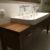 Meble drewniane łazienkowe